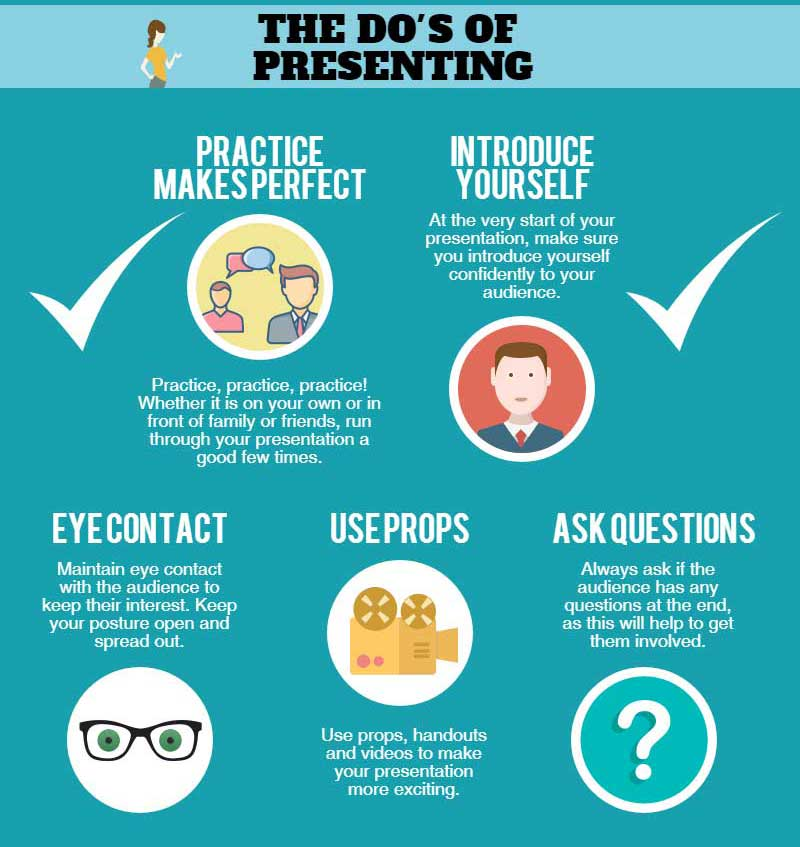 what to do for effective presentation skills